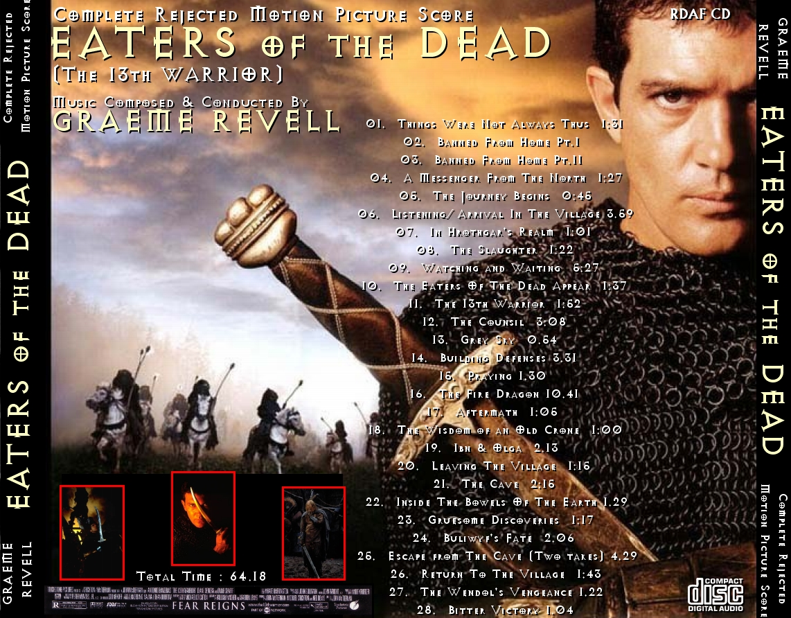 crichton muslim Budget: $85-$160 million box office: $617 million historically, films based on michael crichton novels are a pretty big success that wasn't the case here in the 13th warrior, which unfortunately cast antonio banderas as a legendary muslim.