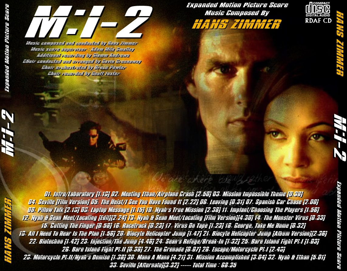 The Mission ost flac Details