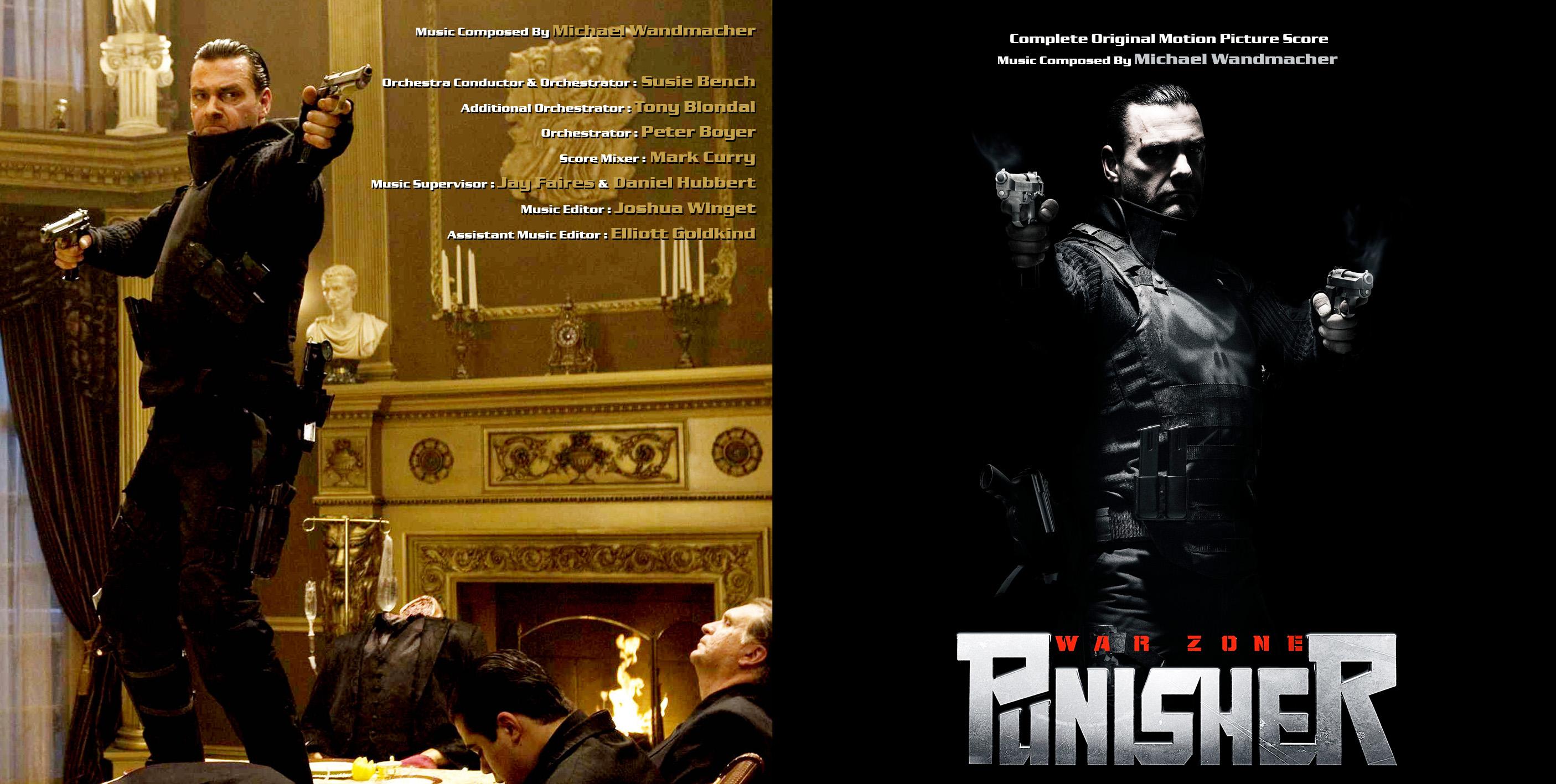 Punisher: War Zone Original Motion Picture Score - Wikipedia