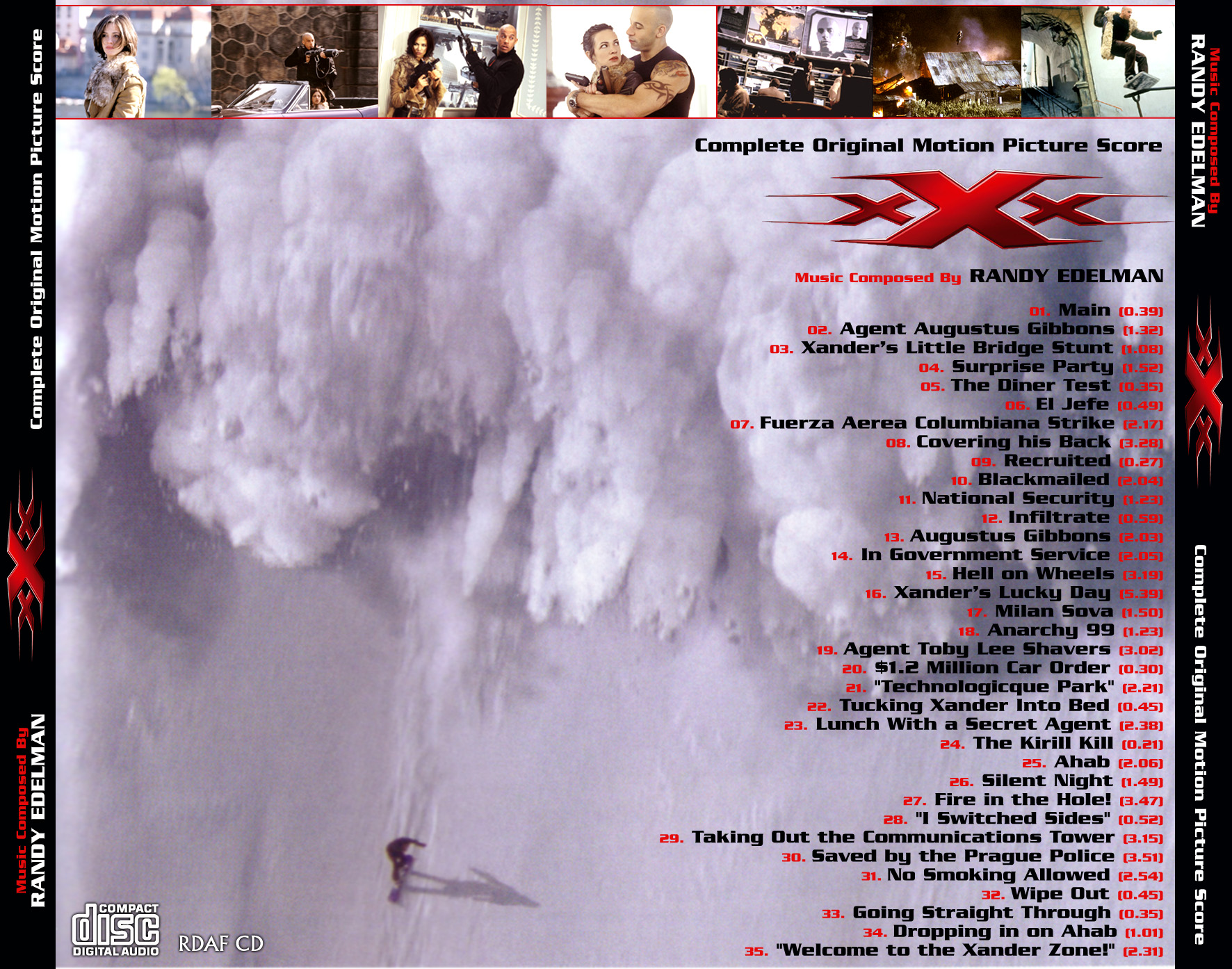 Xxx State Of The Union Soundtrack